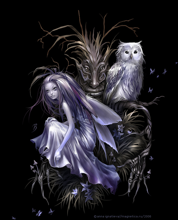 A Vörös Park Owl