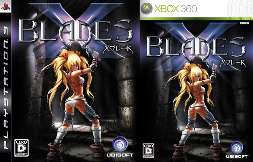 X-Blades PS3 and Xbox 360